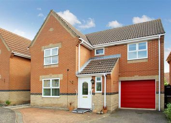 Thumbnail 4 bed detached house for sale in Mannall Walk, Grange Farm, Kesgrave, Ipswich
