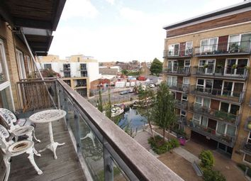 Thumbnail 2 bed flat for sale in Alexandra Wharf, Darwen Place, Bethnal Green
