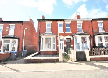 Thumbnail 4 bed end terrace house for sale in Cambridge Road, Blackpool, Lancashire