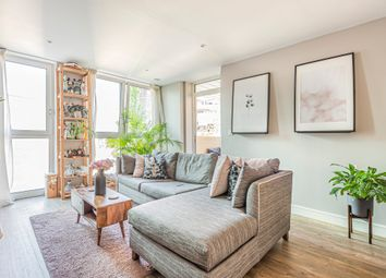 Thumbnail 1 bed flat for sale in Cable Walk, Greenwich