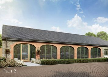 Thumbnail 3 bed detached bungalow for sale in The Courtyard, Main Road, Barleythorpe, Oakham