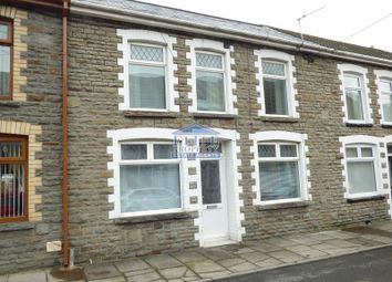 Thumbnail 3 bed terraced house for sale in St. John Street, Ogmore Vale, Bridgend.
