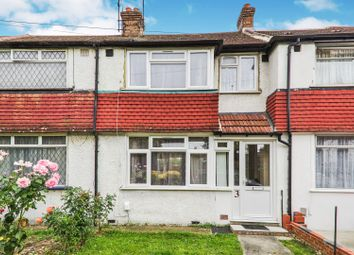 Thumbnail 3 bed terraced house for sale in Florence Road, Abbey Wood