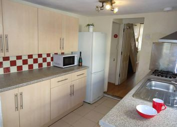 Thumbnail 3 bed terraced house to rent in Rhymney Street, Cardiff
