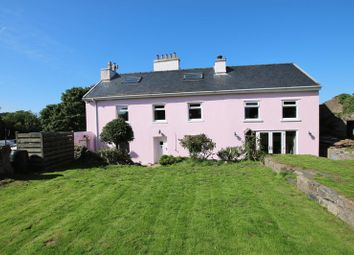 Thumbnail 4 bed cottage for sale in Pink Cottage, Four Roads, Port St Mary