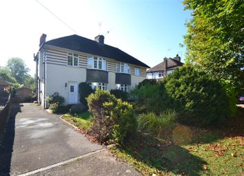 Thumbnail 3 bedroom semi-detached house for sale in Castle Drive, Horley
