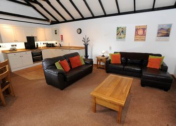 Thumbnail 1 bed property to rent in Hill Top Farm Lodges, Lyne Lane, Chertsey, Surrey