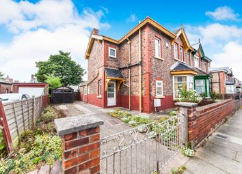 Thumbnail 3 bedroom semi-detached house for sale in Mansfield Avenue, Thornaby, Stockton-On-Tees