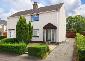 Thumbnail 2 bed semi-detached house for sale in Garnock Road, Kilmarnock