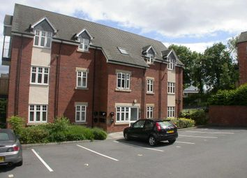 Thumbnail 2 bed flat to rent in Haynes House, Mount Pleasant, Redditch