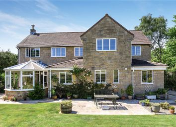 Thumbnail 5 bed detached house for sale in Belchalwell, Blandford Forum, Dorset