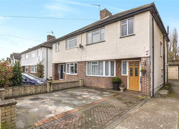 Thumbnail 3 bed semi-detached house for sale in East Towers, Pinner
