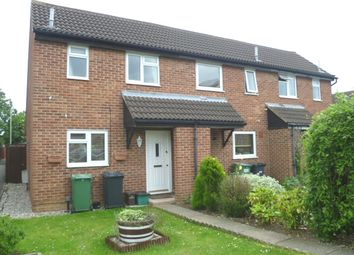 Thumbnail 1 bed terraced house to rent in Brionne Way, Gloucester