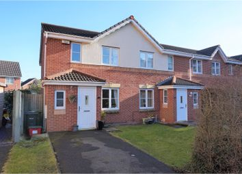 Thumbnail 3 bed end terrace house for sale in Thirlmere Close, Winsford