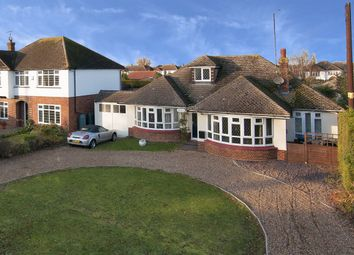 Thumbnail 4 bed detached bungalow for sale in Longtye Drive, Chestfield, Whitstable