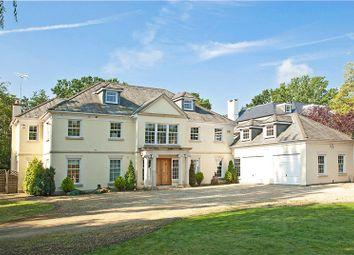St. Leonards Hill, Windsor, Berkshire SL4. 5 bed detached house for sale