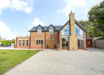 Thumbnail 3 bed detached house for sale in Moss Lane, Lowton, Warrington, Greater Manchester