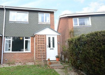 Thumbnail 3 bedroom end terrace house for sale in Swanwick Walk, Tadley, Hampshire