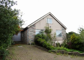 Thumbnail 4 bed detached bungalow for sale in Park Drive, Whitehaven, Cumbria