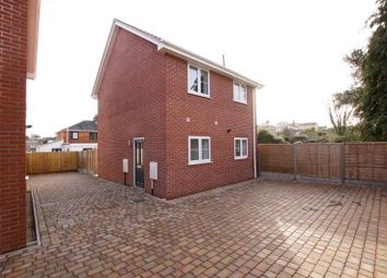 Thumbnail 3 bedroom detached house for sale in Farcroft Road, Parkstone, Poole