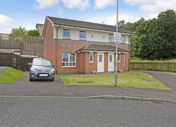 Thumbnail 2 bed semi-detached house for sale in James Murdie Gardens, Hamilton, South Lanarkshire