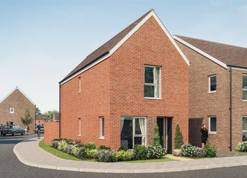 Thumbnail 3 bed semi-detached house for sale in Keepers Green, Chichester, West Sussex