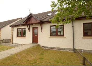 Thumbnail 4 bed semi-detached house for sale in Corbett Place, Aviemore