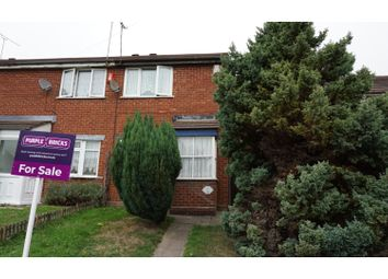 Thumbnail 2 bedroom end terrace house for sale in Perry Close, Dudley