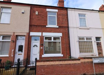 Thumbnail 3 bed terraced house for sale in Trafalgar Street, Carcroft, Doncaster