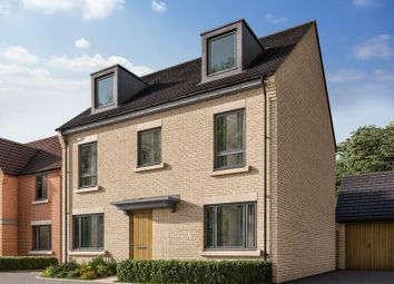 Thumbnail 5 bed detached house for sale in The Boulevards, Station Road, Northstowe, Cambridge