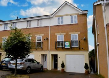 Thumbnail 4 bed end terrace house for sale in Ermine Street, Yeovil