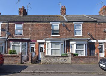 Thumbnail 2 bed terraced house for sale in Queens Avenue, King's Lynn