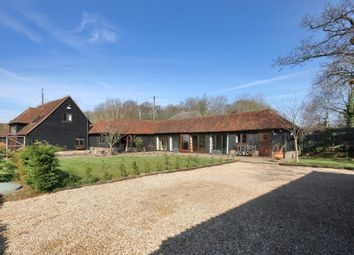 Thumbnail 6 bed barn conversion to rent in Wallcrouch Farm Barn, High Street, Wallcrouch, Wadhurst, East Sussex