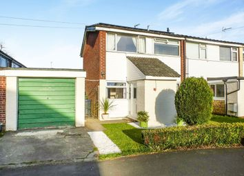 Thumbnail 3 bed end terrace house for sale in Hungerford Road, Calne