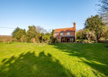 Thumbnail 2 bed property for sale in The Hill, Westwick, Norwich