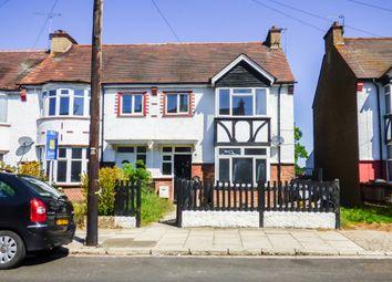 3 bed end terrace house for sale in Ridgeway Avenue, Gravesend, Kent DA12