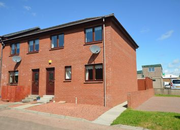 Thumbnail 3 bed end terrace house for sale in 22 Fullarton Court, Kilmarnock