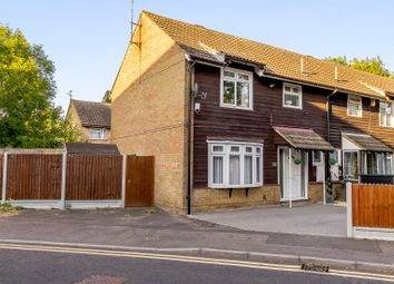 Thumbnail 3 bed end terrace house for sale in Rectory Park Road, Basildon