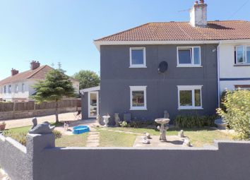 3 bed semi-detached house for sale in Turner Avenue, Exmouth EX8