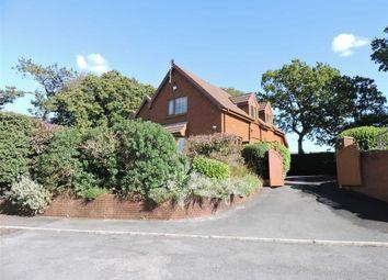 Thumbnail 5 bedroom detached house for sale in Llys Ger Y Llan, Pontarddulais, Swansea