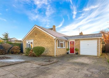 Thumbnail 3 bed bungalow for sale in Sibthorpe Drive, Sudbrooke, Lincoln, Lincolnshire