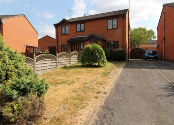Thumbnail 2 bed semi-detached house for sale in Vanessa Drive, Gainsborough