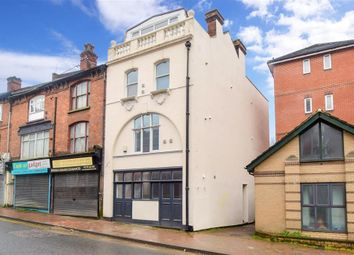 Thumbnail 2 bed flat for sale in High Street, Chatham, Kent