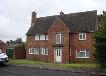 Thumbnail 4 bedroom detached house to rent in Oakfield Road, Stourbridge