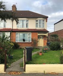 Thumbnail 3 bed semi-detached house for sale in Village Road, Enfield, Middlesex