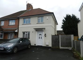 Thumbnail 3 bedroom semi-detached house to rent in Connaught Road, Knowle, Bristol
