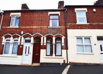 Thumbnail 2 bed terraced house for sale in Fenpark Road, Fenton, Stoke-On-Trent
