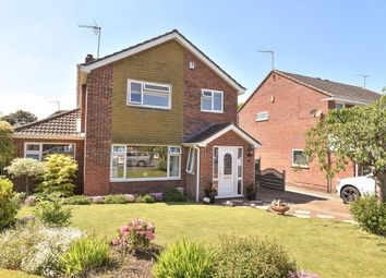 Thumbnail 4 bed detached house for sale in Raydale Close, Knaresborough