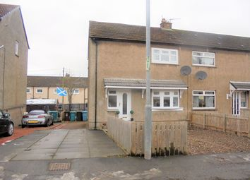 Thumbnail 2 bedroom end terrace house for sale in North Dryburgh Road, Coltness Wishaw