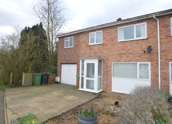 Thumbnail 5 bedroom semi-detached house to rent in Coronation Crescent, Hempnall, Norwich